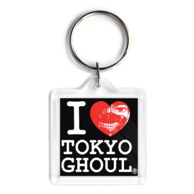 Брелок Tokyo Ghoul