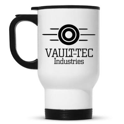 Кружка-термос Vault-tec