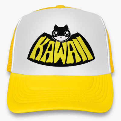 Кепка-тракер Kawaii Batman