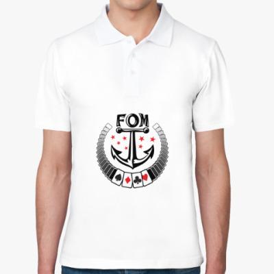 Рубашка поло Фокусы от Моряка