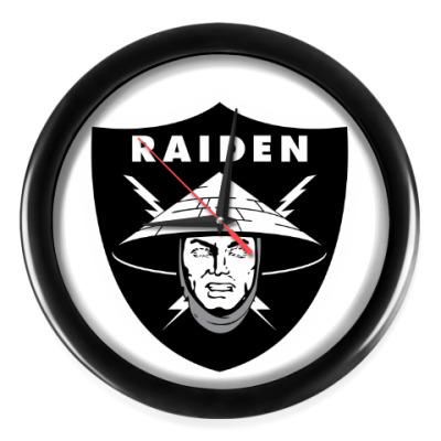 Настенные часы Raiden Raiders