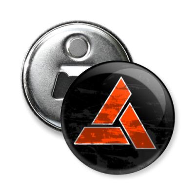 Магнит-открывашка Abstergo