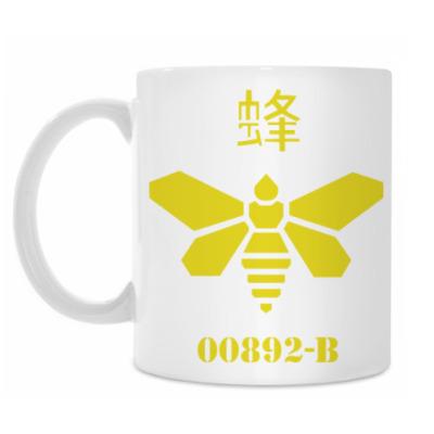 Кружка Пчела (Во все тяжкие)