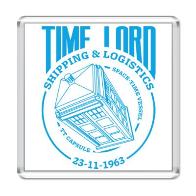 Магнит Time Lord
