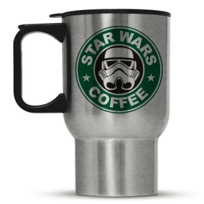 Кружка-термос starwarscoffee