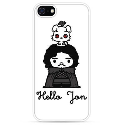 Чехол для iPhone Hello Jon