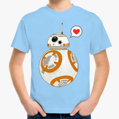Детская футболка Sphero's Star Wars BB-8 Droid