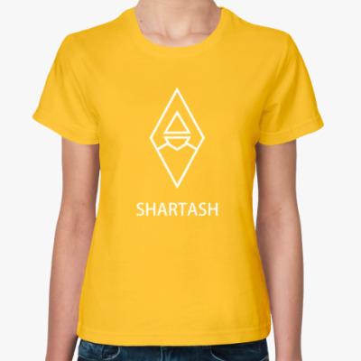Женская футболка Shartash