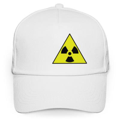 Кепка бейсболка Nuclear warning (радиация)