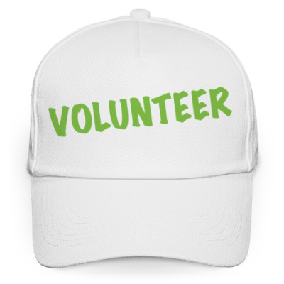 Кепка бейсболка Volunteer