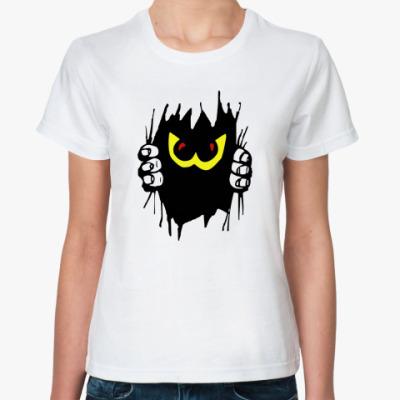 Классическая футболка Душа