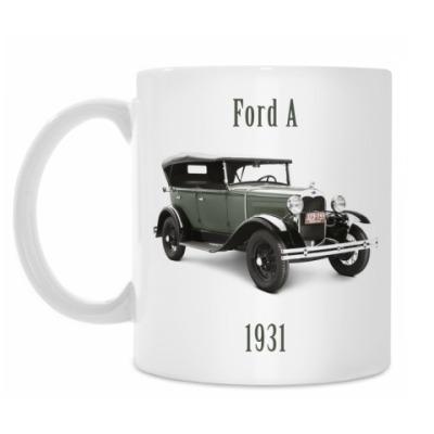 Кружка Ford A
