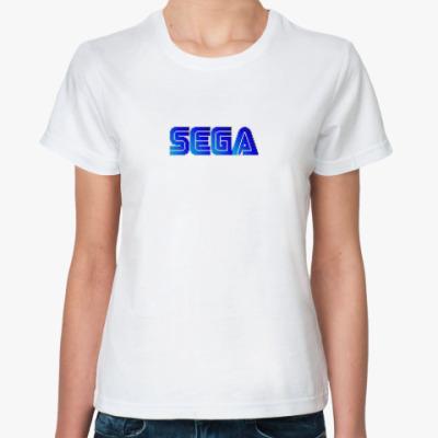 Классическая футболка SEGA