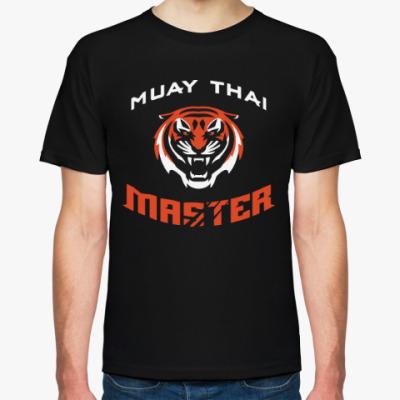 Футболка Тигр (Муай Тай)