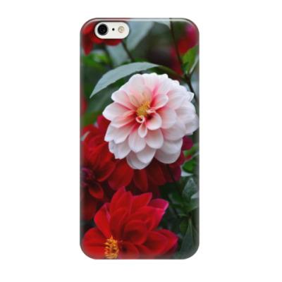 Чехол для iPhone 6/6s Георгины