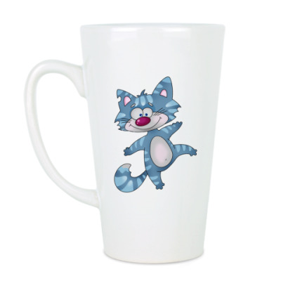 Чашка Латте Кисс