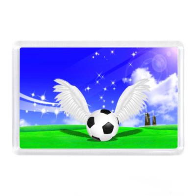 Магнит Волшебный футбол