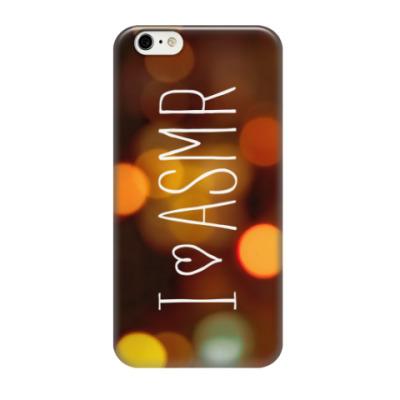 Чехол для iPhone 6/6s Я люблю ASMR