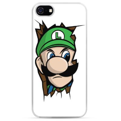 Чехол для iPhone Луиджи Марио