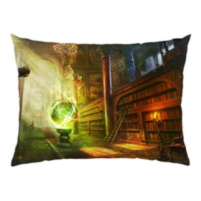Подушка магическая комната