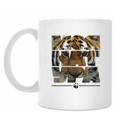 Кружка WWF. Моя натура - Тигр!