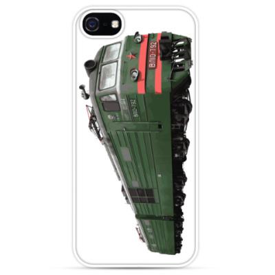 Чехол для iPhone Электровоз ВЛ10-792