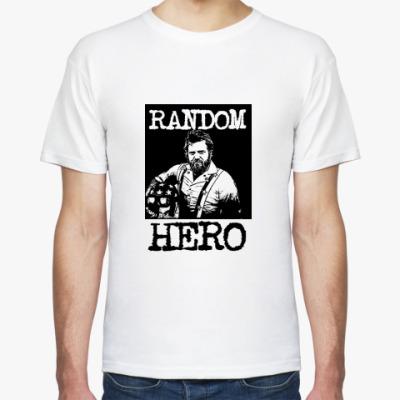 Футболка Random Hero - Jackass