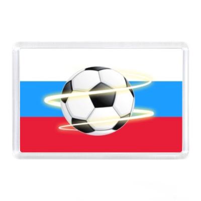Магнит Футбольный вихрь России