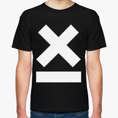 Футболка X