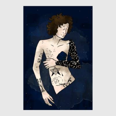 Постер Ville Valo: Stars