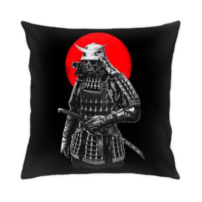 Подушка Мертвый самурай