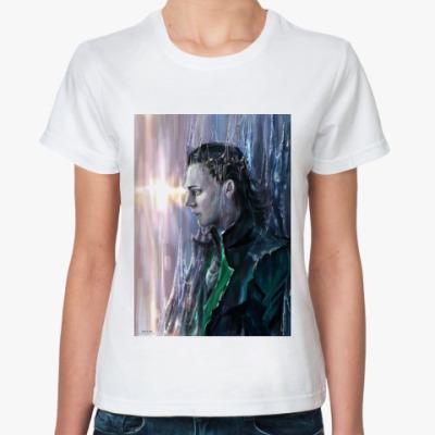 Классическая футболка Локи