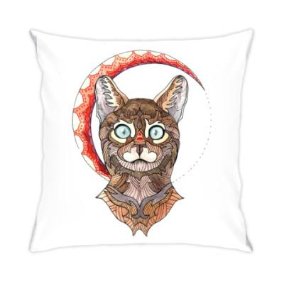 Подушка Бенгальский кот