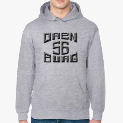 Толстовка худи Oren-56-Burg
