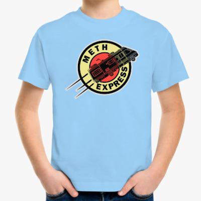 Детская футболка Meth Express