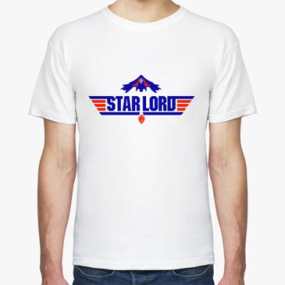Футболка Звёздный Лорд
