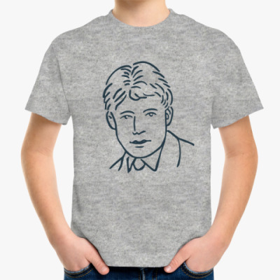 Детская футболка Есенин