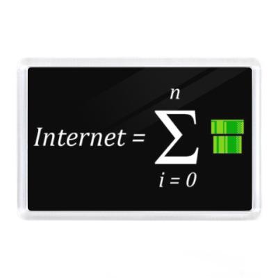 Магнит Интернет