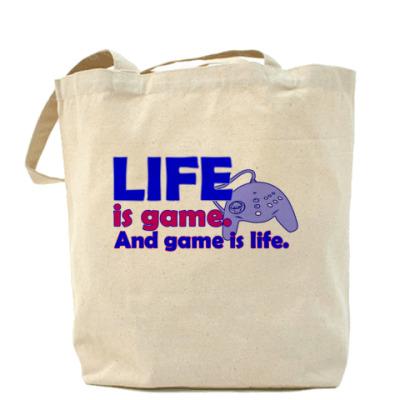 Сумка Жизнь - игра...