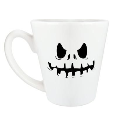 Чашка Латте Зомби/Привидение