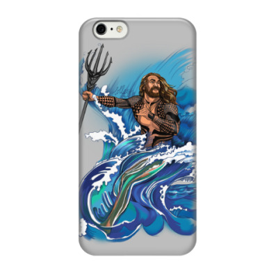 Чехол для iPhone 6/6s Jason Momoa as Aquaman