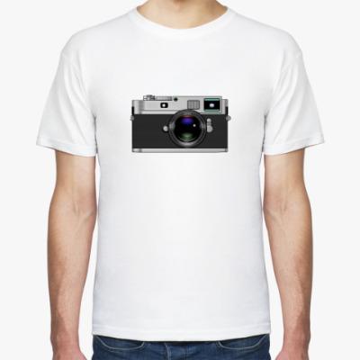 Футболка Photo camera