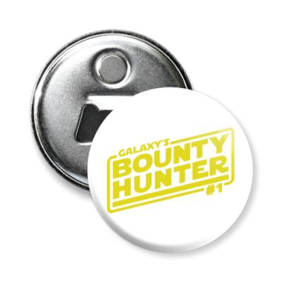 Магнит-открывашка Bounty Hunter