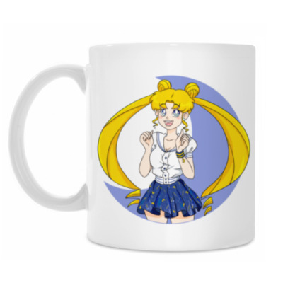 Кружка Usagi Tsukino Sailor moon