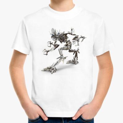 Детская футболка Трансформер