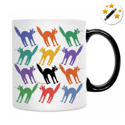 Разноцветные йошкины коты