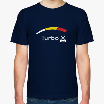 Футболка Turbo-X