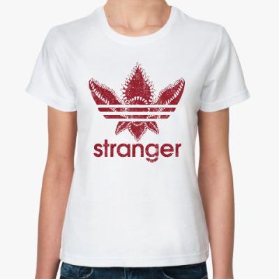 Классическая футболка Очень странные дела