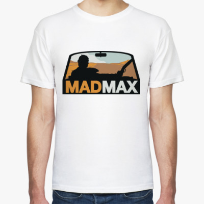 Футболка Безумный Макс (Mad Max)