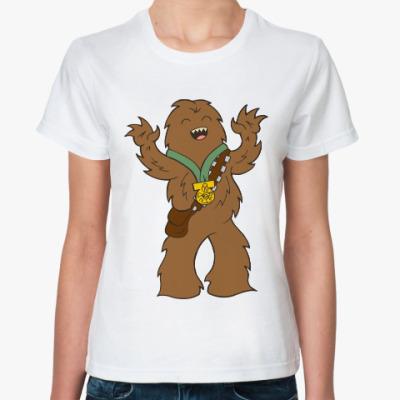 Классическая футболка Чубакка